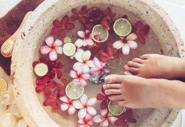 Ayurvedic body care products